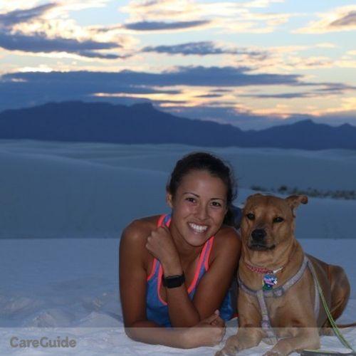 Pet Care Job Jessica Z's Profile Picture