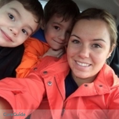 Canadian Nanny Provider Brittany Netherton's Profile Picture