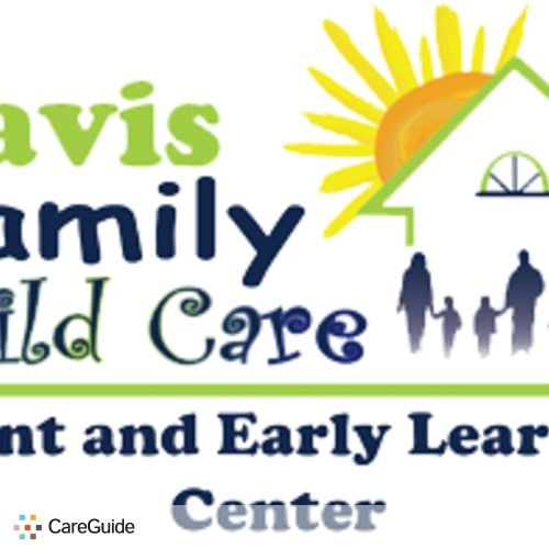 Child Care Provider Davis Family Child Care's Profile Picture