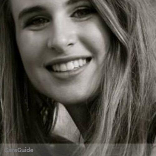 Canadian Nanny Provider Ula Klein's Profile Picture