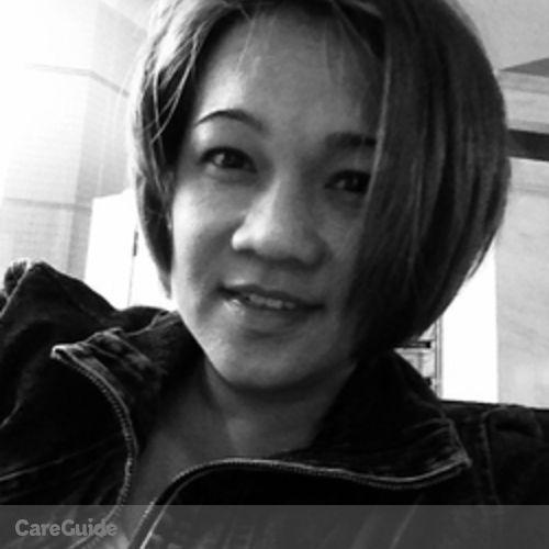 Canadian Nanny Provider Zanne B's Profile Picture