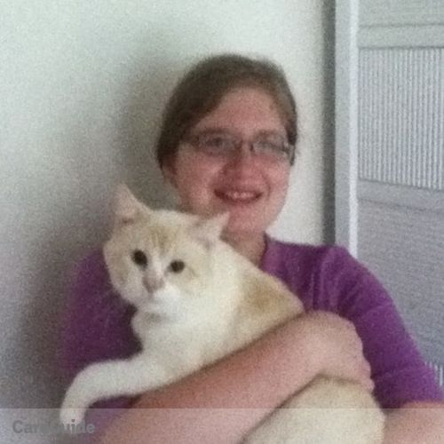Pet Care Job Samantha Howard's Profile Picture