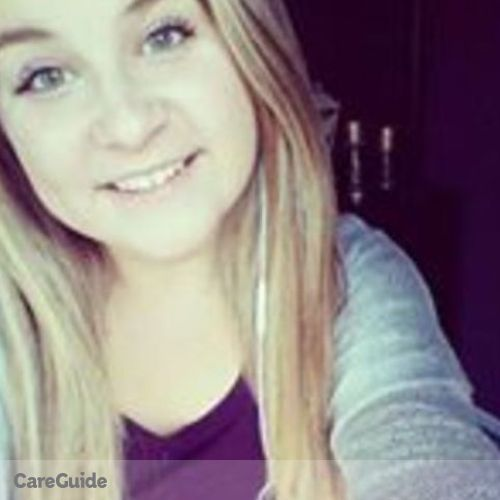 Child Care Provider Samantha M's Profile Picture