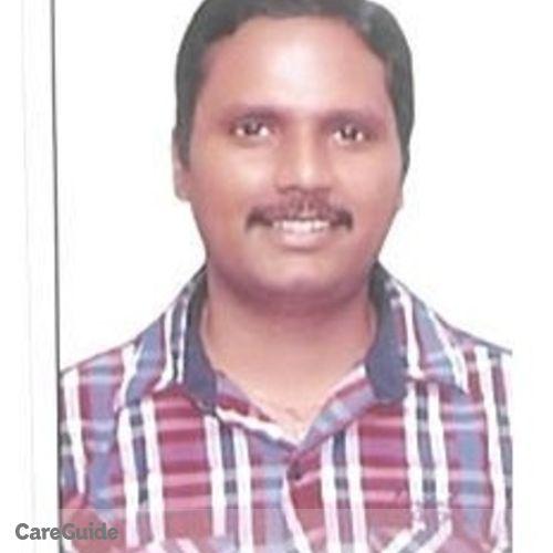 Canadian Nanny Provider Siddalinga Sreelekha's Profile Picture