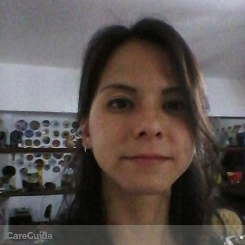 Canadian Nanny Provider Erika Oliveira's Profile Picture