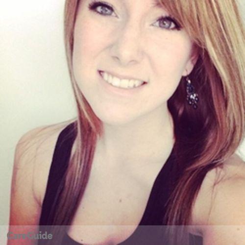 Canadian Nanny Provider Alysa Poelzer's Profile Picture