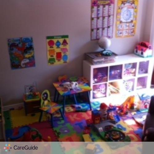 Child Care Provider Carroll W's Profile Picture