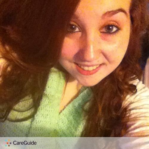 Child Care Provider Hannah Hamm's Profile Picture
