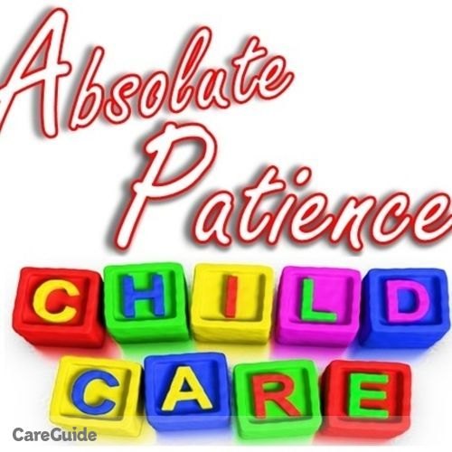 Child Care Provider Patience Dudley's Profile Picture