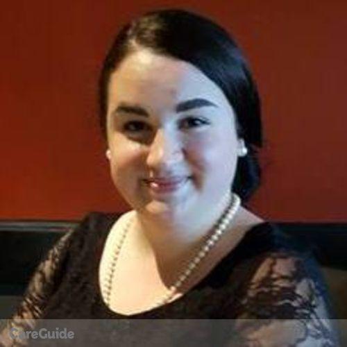 Canadian Nanny Provider Rita Mistak's Profile Picture
