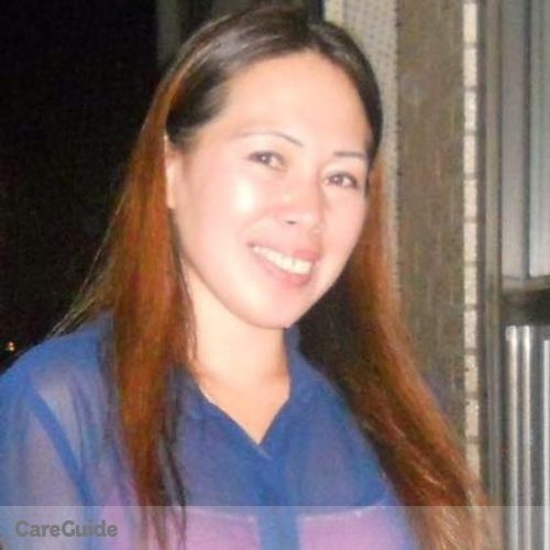 Canadian Nanny Provider Marlope Marquez's Profile Picture