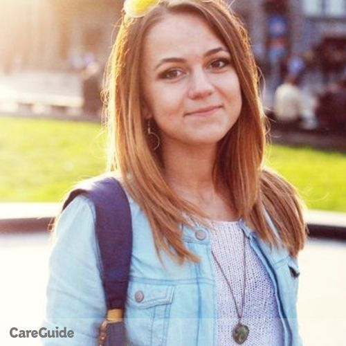 Canadian Nanny Provider Oksana S's Profile Picture