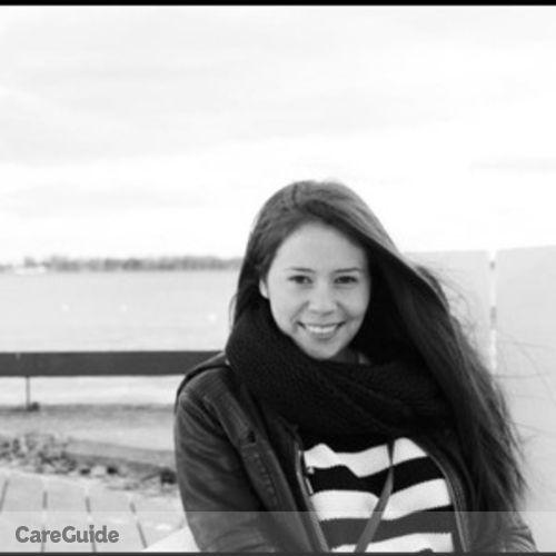 Canadian Nanny Provider Amanda Allen's Profile Picture