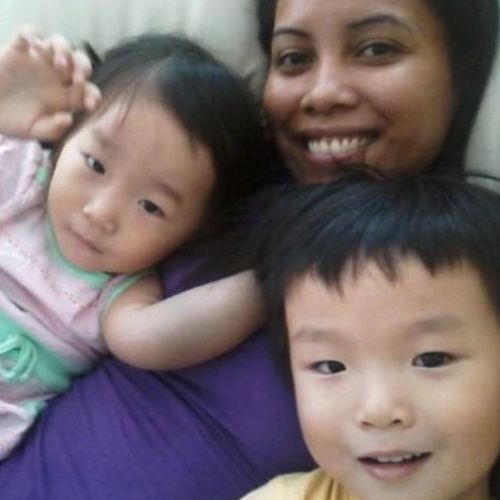 Canadian Nanny Provider Anabel Usigan Gallery Image 3