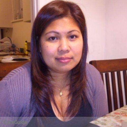 Canadian Nanny Provider Gemma Lumapas's Profile Picture