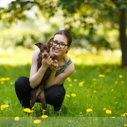 Pet Care Provider Snezhana Kim's Profile Picture