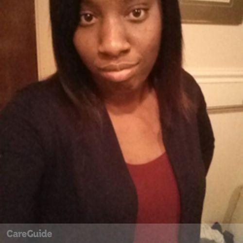 Canadian Nanny Provider Christina Williams's Profile Picture