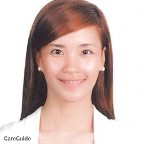 Canadian Nanny Provider Abigaile Rapio's Profile Picture