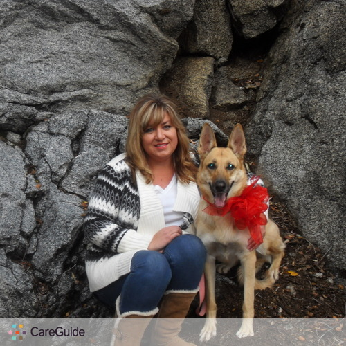 Pet Care Provider Amber Foster's Profile Picture