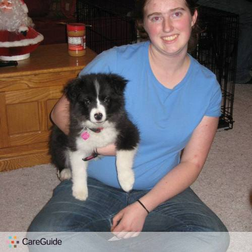 Pet Care Provider Bethany G's Profile Picture