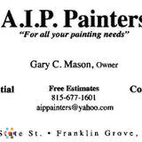 Painter in Franklin Grove