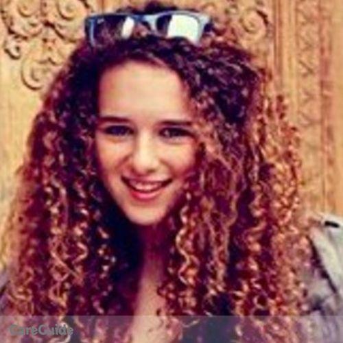 Canadian Nanny Provider Louise Domenach's Profile Picture