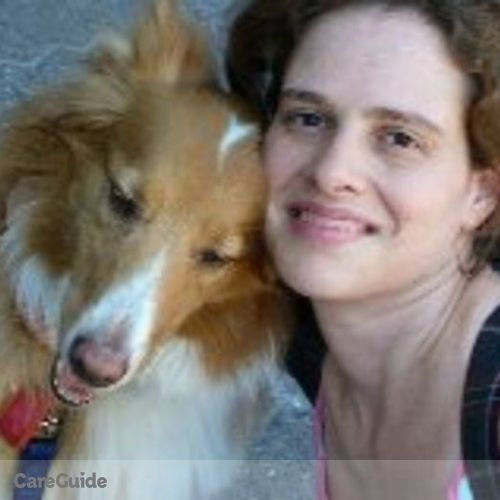 Pet Care Provider Marie Renaud's Profile Picture