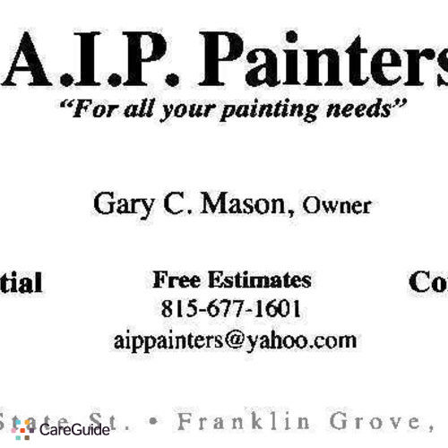 Painter Provider Aip P's Profile Picture