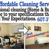 Affordable Cleaning Service