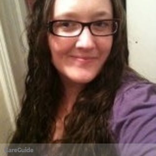 Canadian Nanny Provider Melissa Black Illingworth's Profile Picture