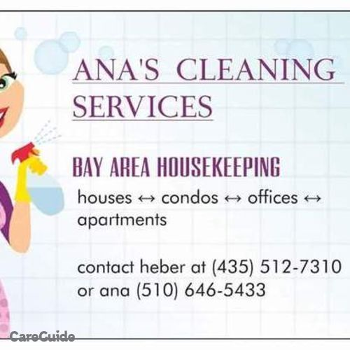 Housekeeper Provider Heber Ramirez's Profile Picture