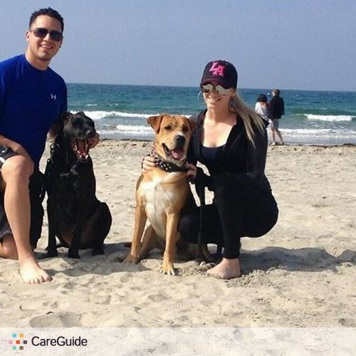 Pet Care Provider James Barbosa's Profile Picture