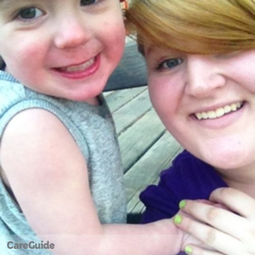 Canadian Nanny Provider Chanelle Flynn's Profile Picture