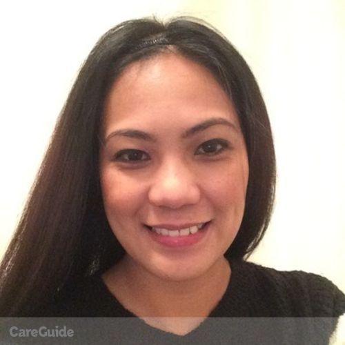 Canadian Nanny Provider Noreen Fatima Garcia's Profile Picture
