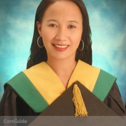 Canadian Nanny Provider Chona N's Profile Picture