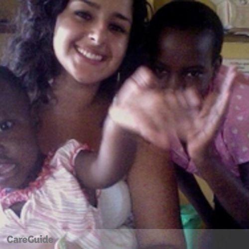 Canadian Nanny Provider Salam Jeghbir's Profile Picture