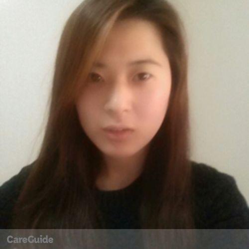 Canadian Nanny Provider Yumi Kim's Profile Picture