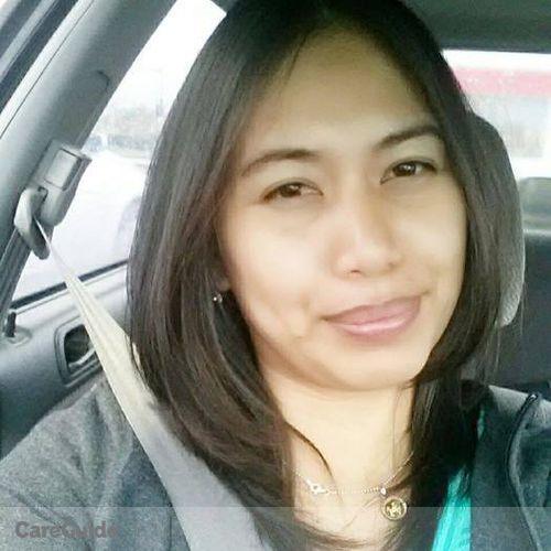 Canadian Nanny Provider Sheryl Oclarit's Profile Picture