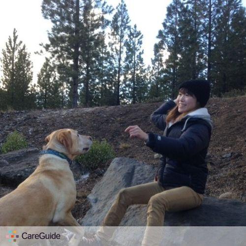 Pet Care Provider Maiko Fukazu's Profile Picture