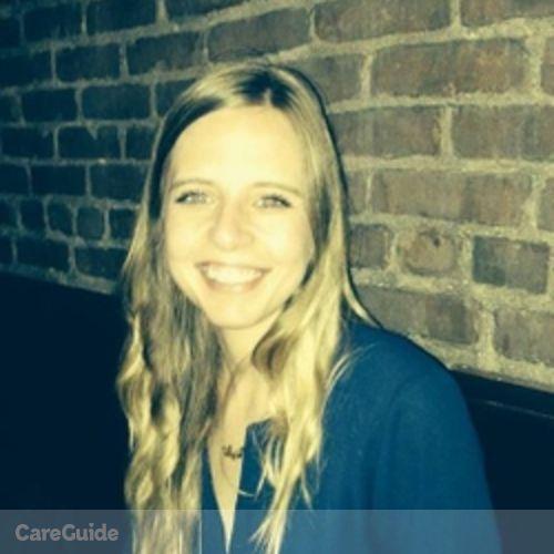 Canadian Nanny Provider Erika L's Profile Picture