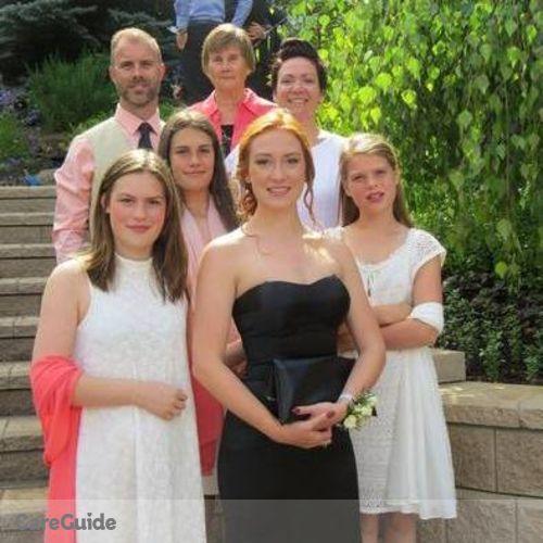 Canadian Nanny Provider Kelsey Osborne's Profile Picture