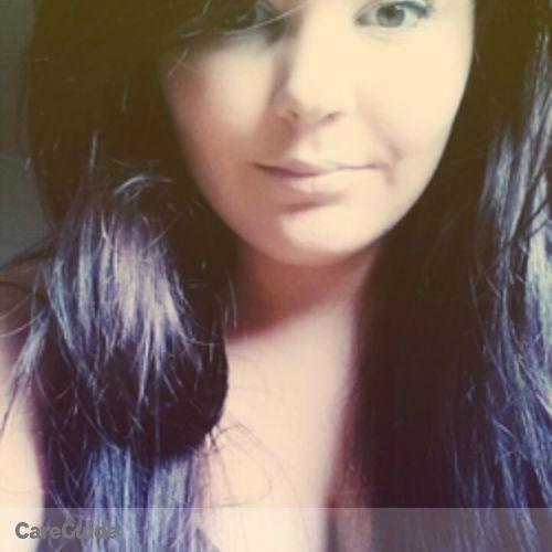 Canadian Nanny Provider Jessica I's Profile Picture