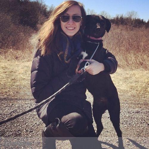 Canadian Nanny Provider Jessica Thomson's Profile Picture