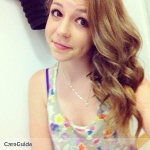 Canadian Nanny Provider Vanessa Ronald's Profile Picture