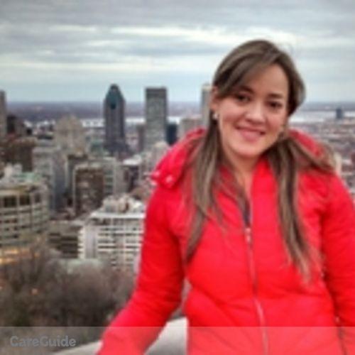 Canadian Nanny Provider Diana Calderon's Profile Picture