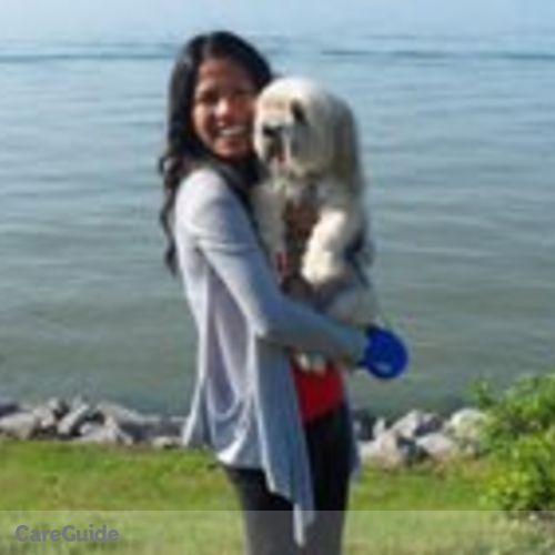 Canadian Nanny Provider Jennifer Puno's Profile Picture