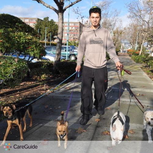 Pet Care Provider Zoe & Musa S's Profile Picture