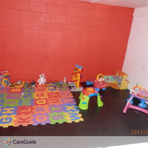 Marvelous Child Care Available