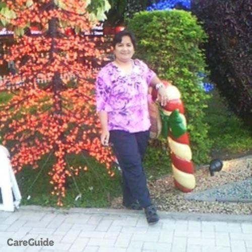 Canadian Nanny Provider Joyce C's Profile Picture