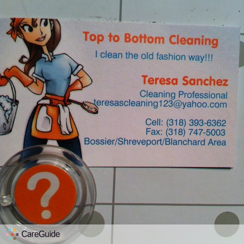 Housekeeper Provider Teresa Sanchez's Profile Picture